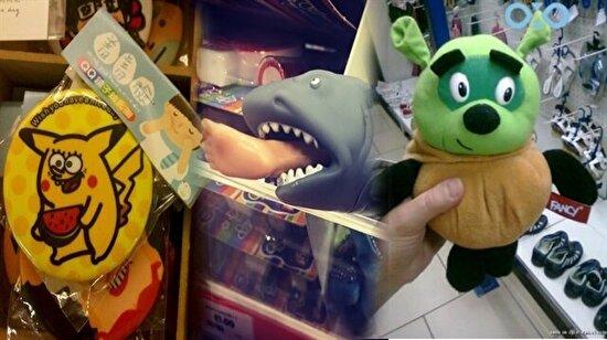 Esinlendiği karakterlere rahmet okutan efsane oyuncak tasarımları