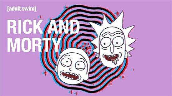Sonsuz evrende süregelen Rick and Morty macerası...