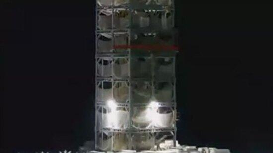 30 katlı bina 15 günde nasıl tamamlanır?