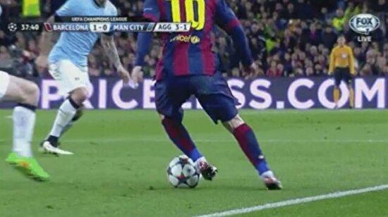 Messi kalp kırıyor
