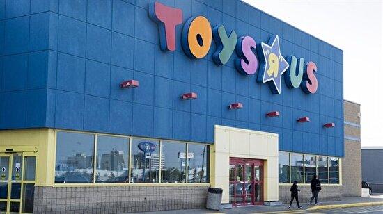 Toys R Us 106 mağazasını daha kapatıyor