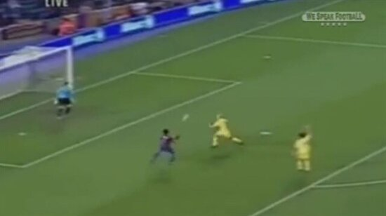 Teşekkürler Ronaldinho!