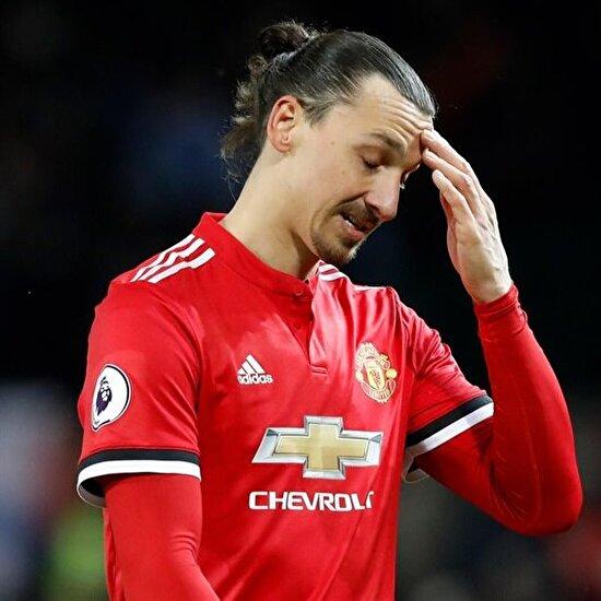 Manchester United'lı oyuncudan Ibrahimovic'e küfürlü veda
