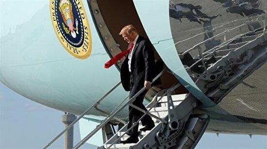 ABD Başkanı Trump: Yakın zamanda Suriye'den çekileceğiz