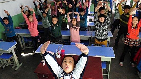 Çin'de derslere odaklanmayan öğrenciler yüz tanıma teknolojisiyle tespit ediliyor