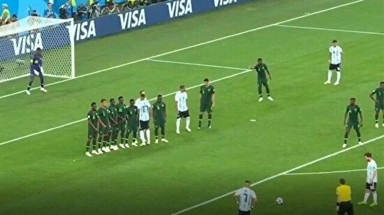 Cüneyt Çakır Ronaldo'ya özenirse