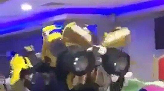 Transformers'ın yayınlanmayan sahnesi