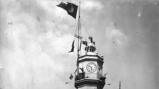 Tokat saat kulesi açılışı, 1902