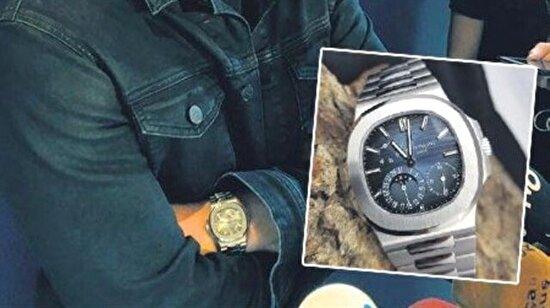 Kıvanç'ın kolundaki saatin fiyatı dudak uçuklattı!