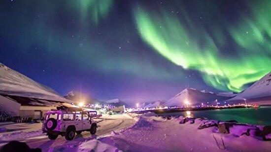 İzlanda dağ sınırları, Arctic Sky film projesi kapsamında