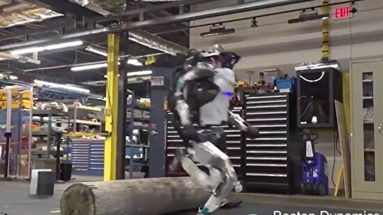 Boston Dynamics robotu Survivor'a hazırlanıyor
