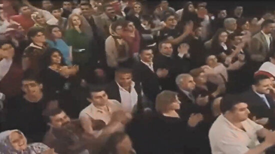 Mehmet Ali Erbil'in kendine has dans stili