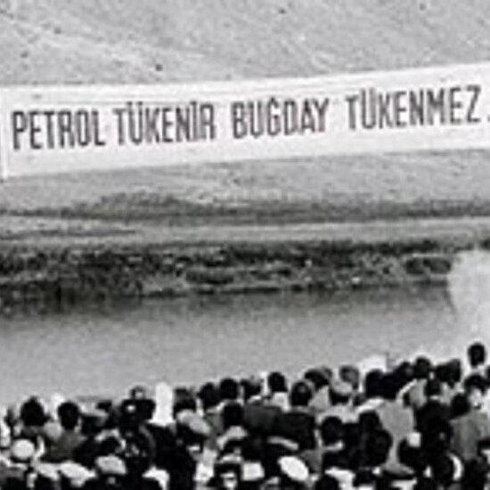 6 Kasım 1989: GAP Projesinde ilk adım atıldı