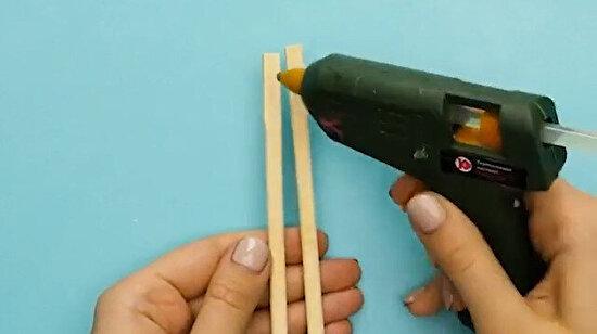 Çubuklarla yapılabilecek 8 akıllıca şey