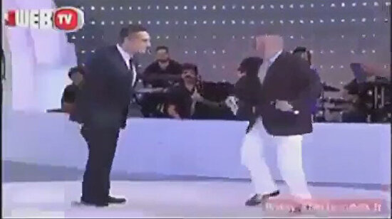 Mehmet Ali Erbil'le Mustafa Topaloğlu çıldırıyor