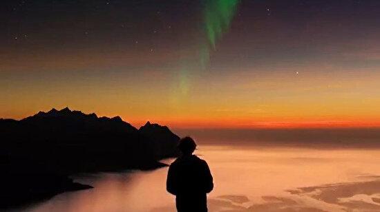 Günün doğuşunu kuzey ışıkları ile beraber izlemek hangi seviye?