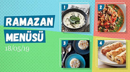 Ramazan ayına özel günlük iftar menüsü #13