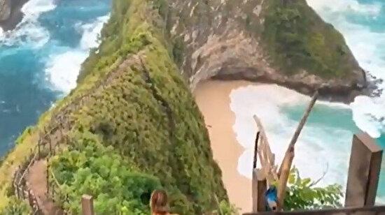 Bali'deki Nusa Penida Adası, Endonezya