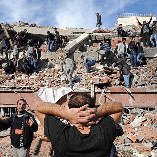 17 Ağustos 1999 depreminde 45 saniye ne oldu?