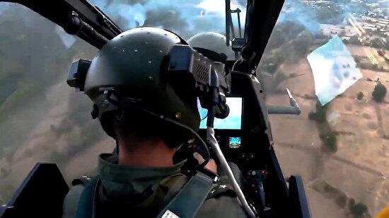 Jandarma Genel Komutanlığından muhteşem 'Atak' videosu