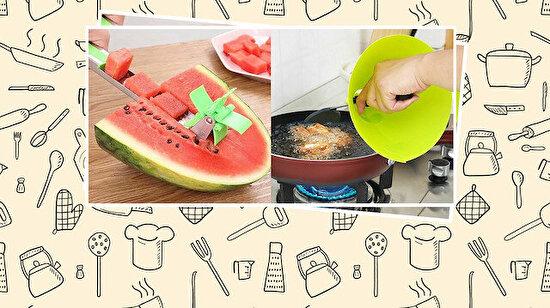 Mutfak mesainizi kolaylaştıracak 13 pratik alet