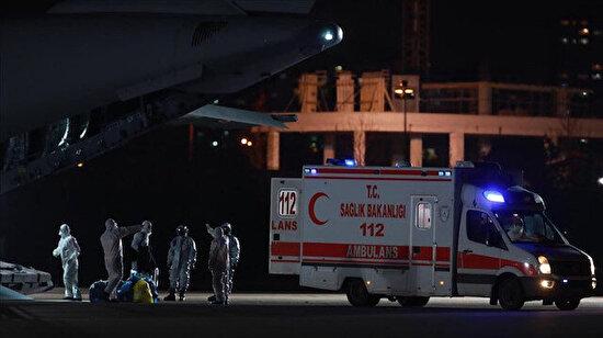 Çin'den Türkiye'ye 42 kişi tahliye edildi: 14 günlük karantina başladı