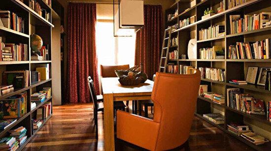 İyi bir kitaplık seçimiyle çalışma alanınızı mükemmelleştirebilirsiniz