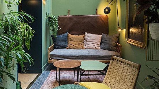 Doğru mobilyalarla balkon ve terasları evin en zevkli köşeleri haline getirebilirsiniz