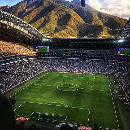 Monterrey Stadyumu, Meksika