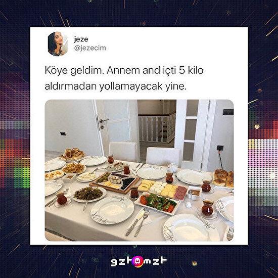 Köy derken? Kadıköy mü?