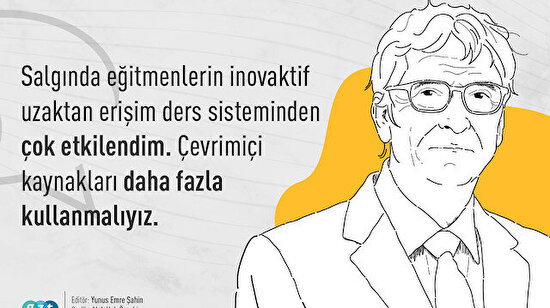 Bill Gates, koronavirüs hakkında merak edilenleri yanıtladı