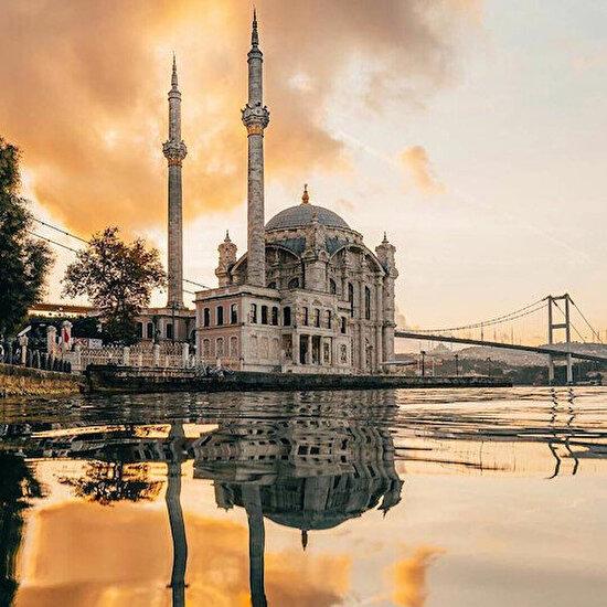 Kıtalar arası bir şehir İstanbul ❤