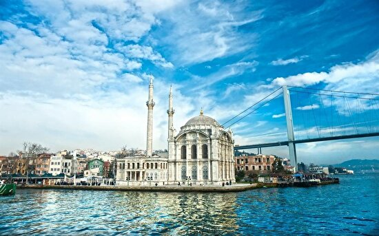 Büyük Mecidiye Cami, Ortaköy
