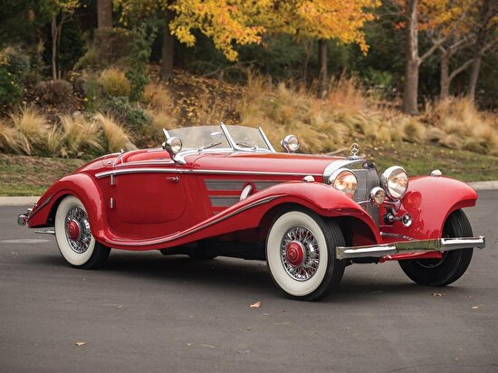 Mercedes Benz 540K Roadster
