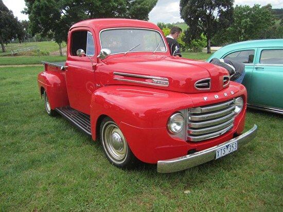 Ford F-Serisi 1948