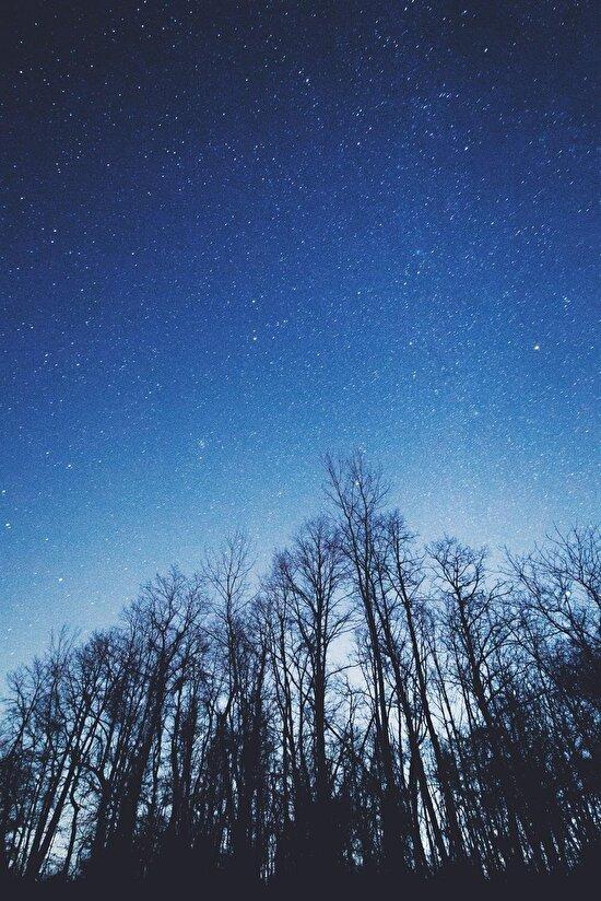 Kar yıldızlardan yağıyor