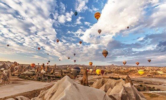 Nevşehir'in balonları