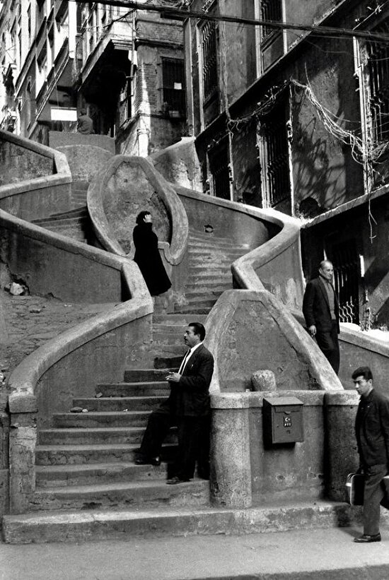 Komando Merdivenler, Karaköy, 1964