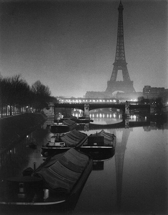 Paris Eyfel Kulesi, 1932
