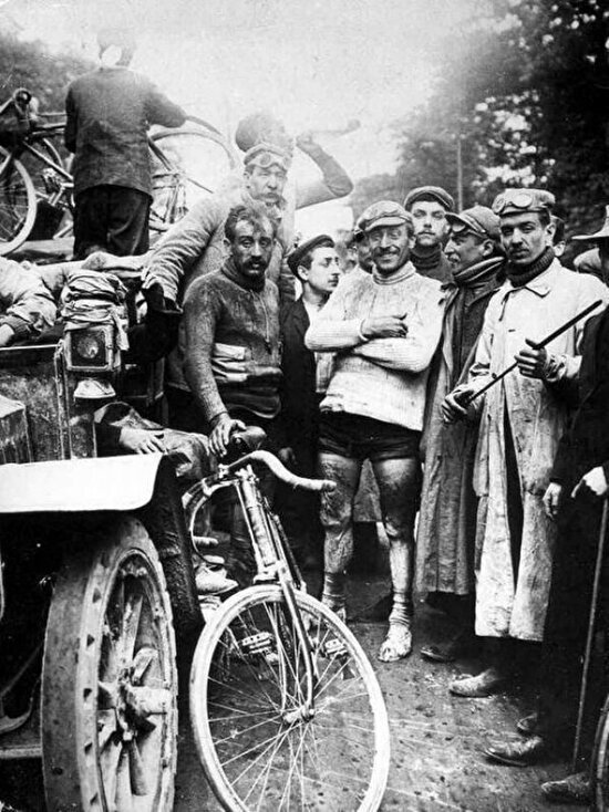 Fransa turu, 1903 yılı