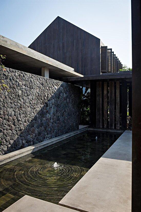 Süs havuzu tasarımı