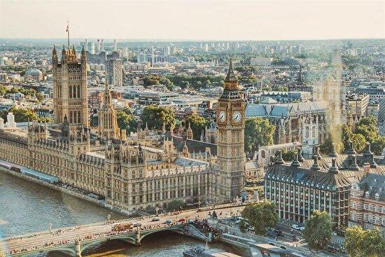 Big Ben Saat Kulesi, Londra