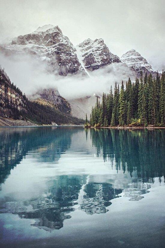 Harikulade bir doğa manzarası