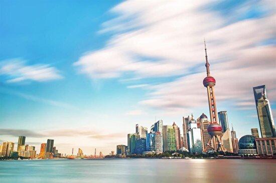 Şangay, Çin