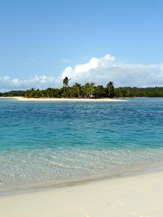 Madagaskar'ın muhteşem sahilleri