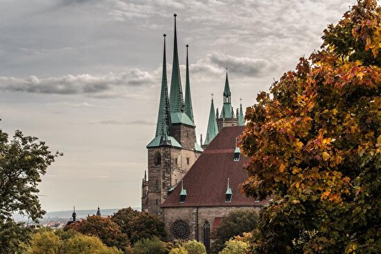 Erfurt, Almanya