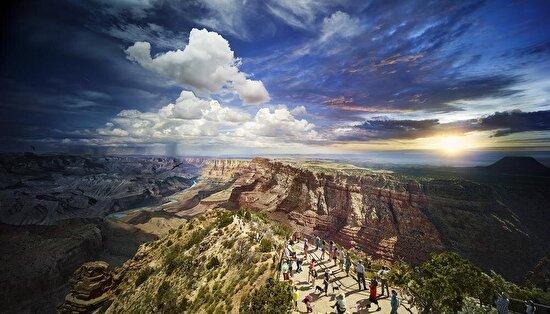 Büyük Kanyon Milli Parkı, Arizona