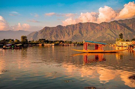 Dal Gölü, Hindistan