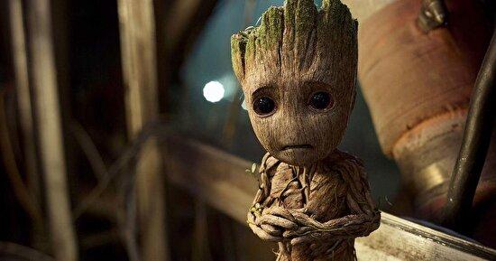 Groot'u üzen hayat bize neler yapmaz...
