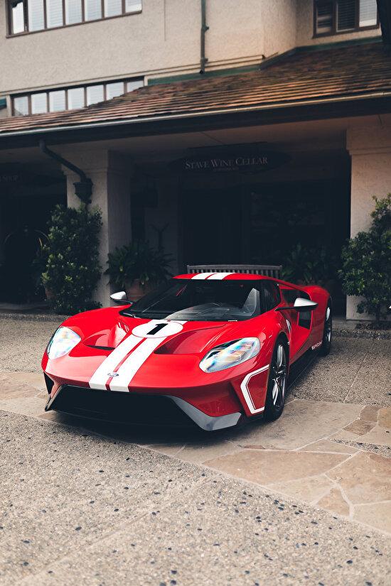 Cute Ferrari
